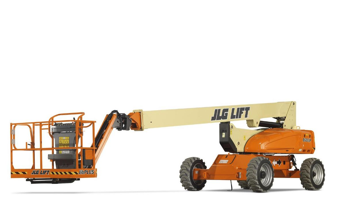 Electric articulated boom lifts - TVH Equipment