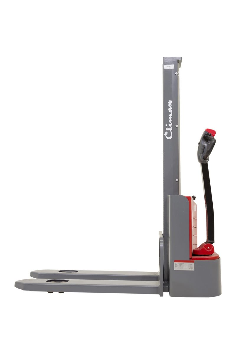 Electric stackers - TVH Equipment
